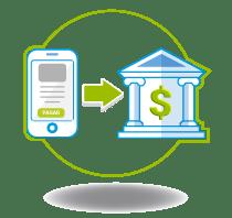 La plataforma solo transmite la información del pago hasta el banco o franquicia de crédito correspondiente y son ellos quienes realizan la operación.