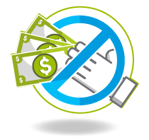 Nosotros Nunca tenemos contacto directo con el dinero que hace parte de las transacciones. No manipulamos tu dinero.
